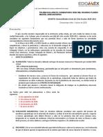 1ra Circular TBC 508  2020-21