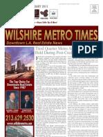 Wilshire Metro Times - January 2011