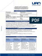 Laboratorio Ortodoncia I 2020 contenidos programáticos con Número topográfico agosto-convertido