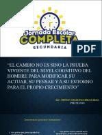 Jec-Inducción - Ps. Dipson Paz
