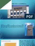 Aplicar los conceptos de una base de datos según requerimientos de una empresa