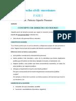 APUNTES SUCESORIO (1)