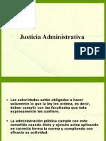 1111 Justicia Administrativa 2020