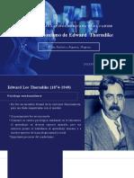 El conexionismo de Edward Thorndike