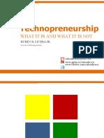 technopreneurshipwhatitisandwhatitsnot20120506-121005194917-phpapp02.docx
