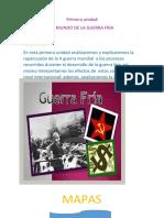 HISTORIA LA GUERRA