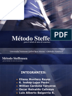 Diapositivas Método Steffensen