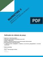 SEMINÁRIO MARKETING II