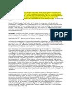8. Segovia et., al. vs. the Climate Change Commission, ey., al., G.R. No. 211010, 7 March 2017