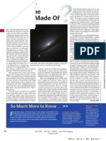 Science journal_What is universe made of