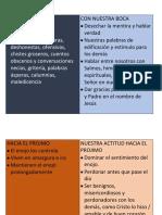 EFESIOS 4-5 PRÉDICA - PRESENTACIÓN