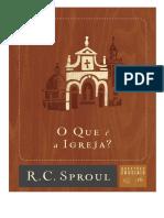 17 - O Que é a Igreja_ (Quest_es Cruciais Livro 16)