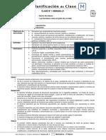 5Basico - Planificacion de Clase Matematica - Semana 21