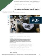 Coronavirus en Medellín_ ¿Habrá restricciones en Antioquia tras la alerta roja hospitalaria_ - Medellín - Colombia