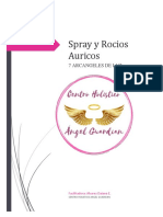 Spray y Rocios Auricos 7 Arcangeles.pdf