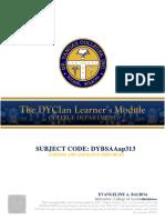 DYBSAAap313 - Auditing & Assurance Principles (PRELIM MODULE).pdf