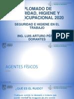 PRESENTACIÓN 3 - AGENTES CONTAMINANTES Y FACTORES DE RIESGO