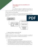 DELITO DE FALSA DECLARACION EN PROCEDIMIENTO ADMINISTRATIVO