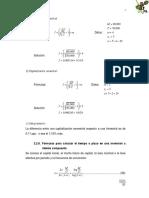 Ejercicios de la Clase Número de periodos (n)   Tasas efectiva equivalentes