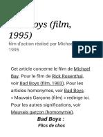 Bad Boys (film, 1995) — Wikipédia