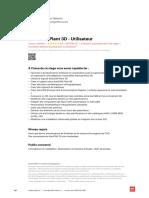 M2i Formation – AUTP3D-UT – AutoCAD Plant 3D - Utilisateur