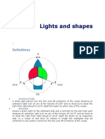 Lights and shapes.docx with images