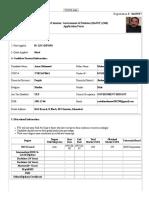 Challan Form LDC