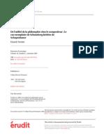 Utilite de la philo chez le compositeur Shonberg et Schopenhauer.pdf