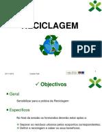 Formação nº 9 - Reciclagem