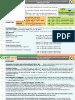 Licindia Endowment Plus Table 802