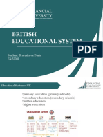 Educational system final
