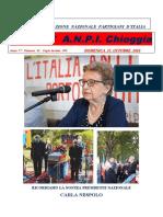 Notiziario ANPI Chioggia n.61