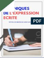 Techniques de l'expression écrite b.pdf