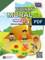 Pendidikan Moral Tahun 1 SK Teks KSSR Semakan