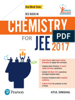 Atul Singhal - A Complete Resource Book in Chemistry for JEE Main 2017-Pearson India (2017)