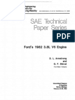 Ford 1982 3.8L V6