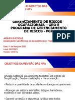 Apresentação GRO - PGR - Mar 2020
