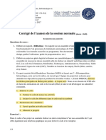 SMIS6_Genie_Logiciel_corrigé_examen2017