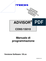 Manuale Programmazione CD9510S10
