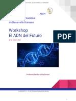 Workshop El Adn Del Futuro (2)