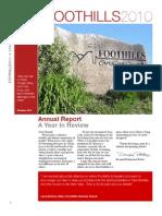 FCC Annual Report 2010