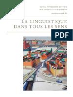 La Linguistique dans tous les sens by Françoise Sullet-Nylander, Hugues Engel, Gunnel Engwall (z-lib.org).pdf