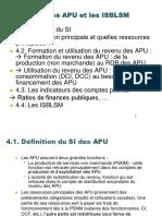 Chapitre 2 section 4 (APU) CR