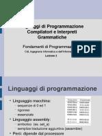 LP-Grammatiche-Compilatori (1)
