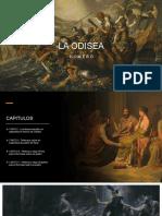 La Odisea( Resumen/capitulo 1-4)