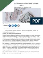 Comment l'industrie pharmaceutique a vendu son âme… Acte II.pdf