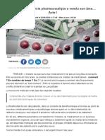 Comment l'industrie pharmaceutique a vendu son âme… Acte I.pdf