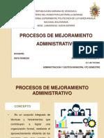 procesos administrativos PDF