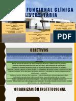 ASPECTO FUNCIONAL CLÍNICA UNIVERSITARIA-MACROGRUPO C.pptx