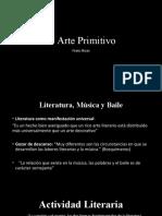 El Arte Primitivo